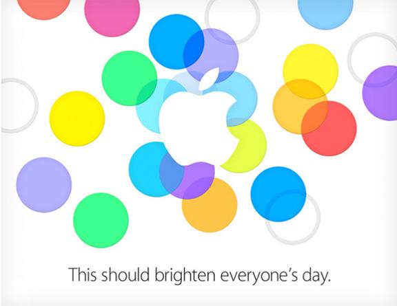 Apple разослала приглашения на презентацию 10 сентября