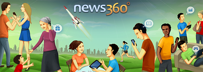 News360 - Everything you want to read