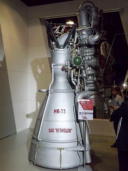 Orbital Sciences отказалась от российских двигателей