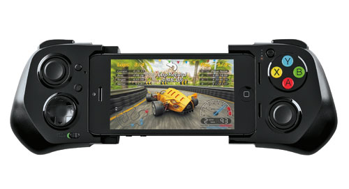 MOGA ACE™ POWER игровой контроллер для iPhone 5 нового поколения