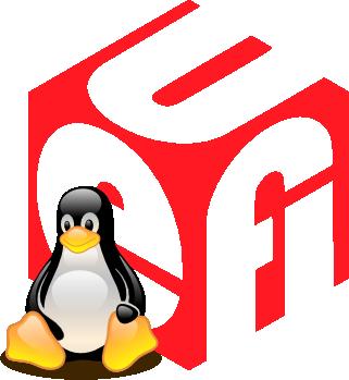 UEFI Tux Logo