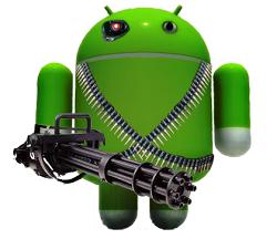 Удаленная блокировка Android
