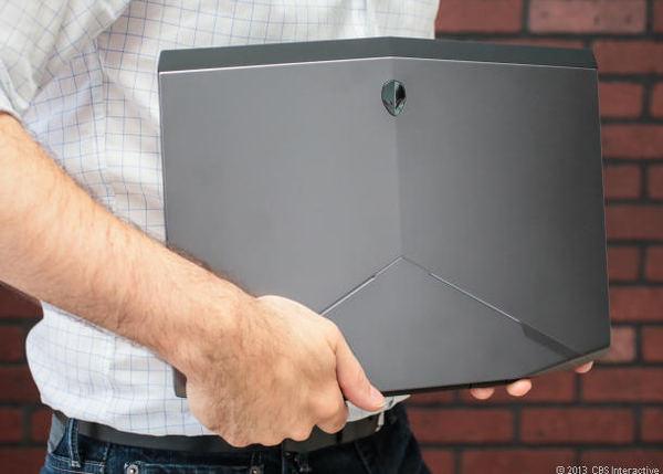 Лучший игровой ноутбук - Dell Alienware 14