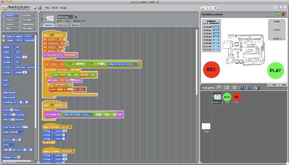 Детей для программирование программу