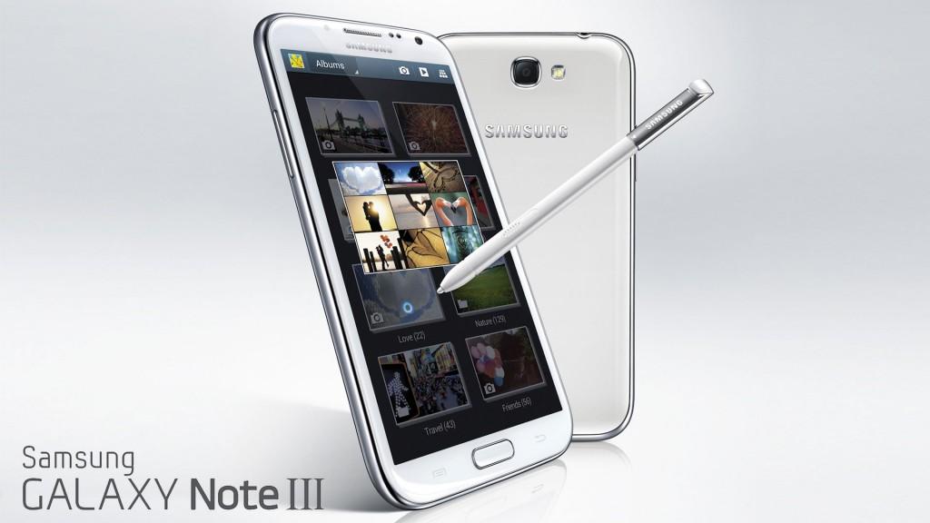 Предварительный обзор нового флагмана от Samsung: GALAXY NOTE III