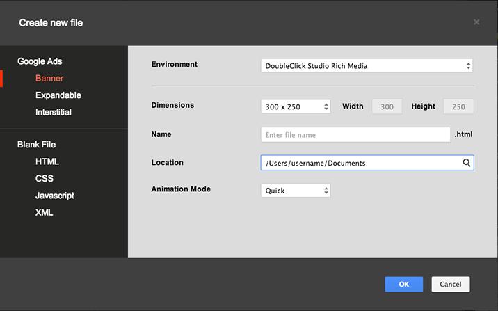 Google выпустил HTML5-редактор для веб-дизайна