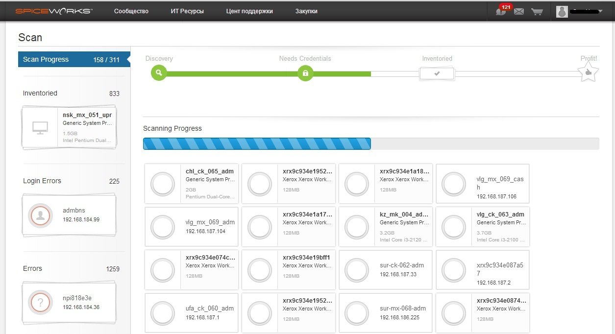how to use spiceworks inventory