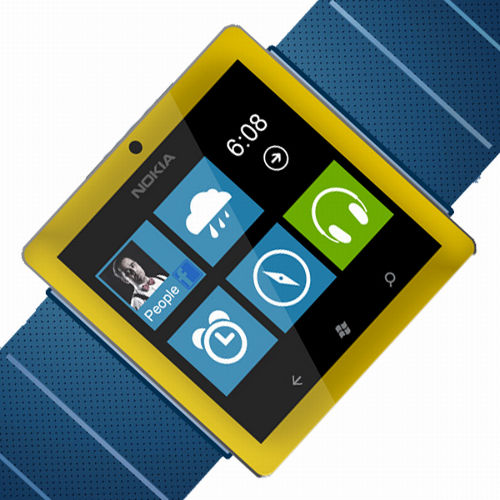 Nokia разрабатывает часы