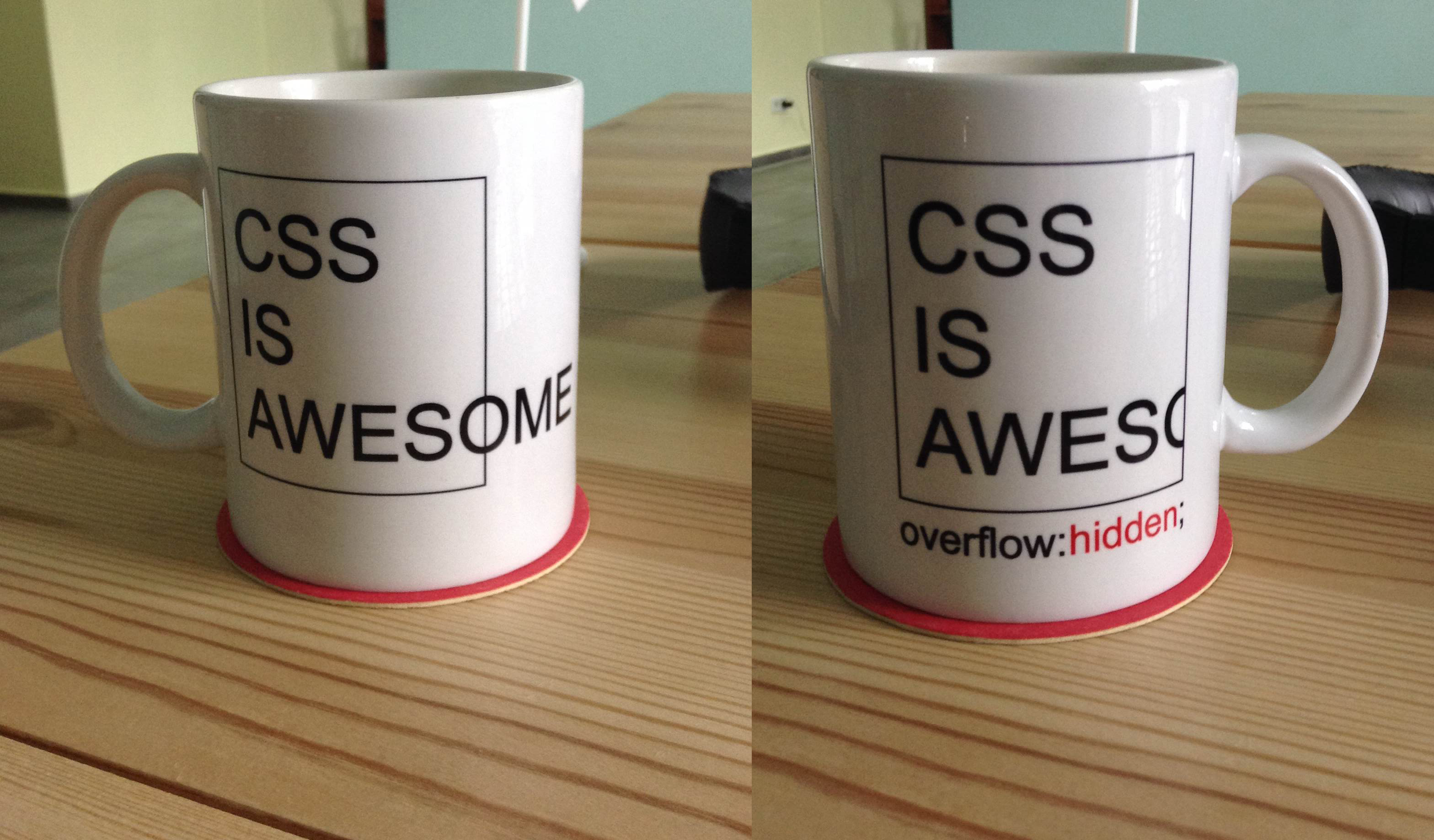 CSS is Awesome by BR0kEN