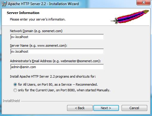 Apache Windows 7 X64 скачать - фото 4