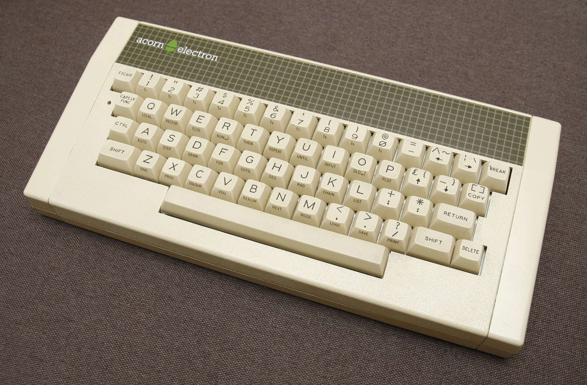 Acorn Electron — неудачный наследник BBC Micro