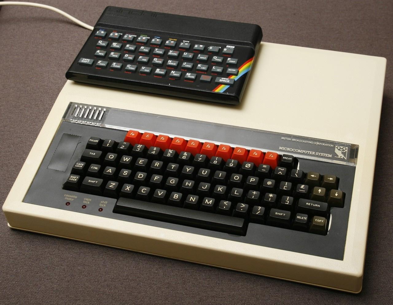BBC Micro — компьютер, который обыграл ZX Spectrum