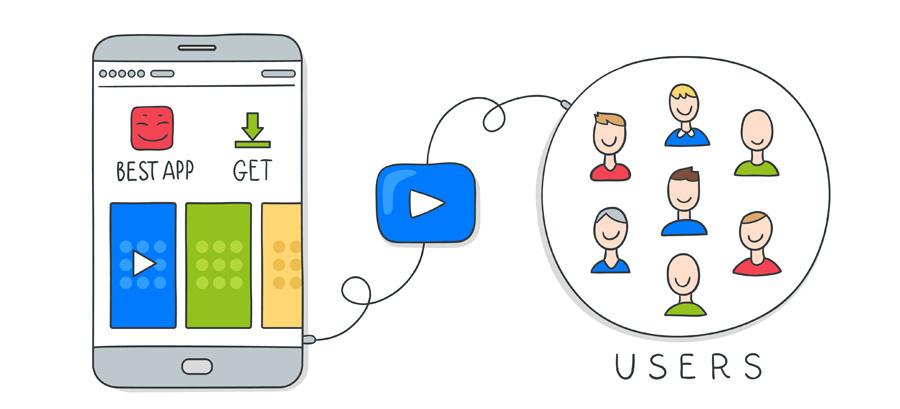 Как сделать хороший ролик для App Store и Google Play