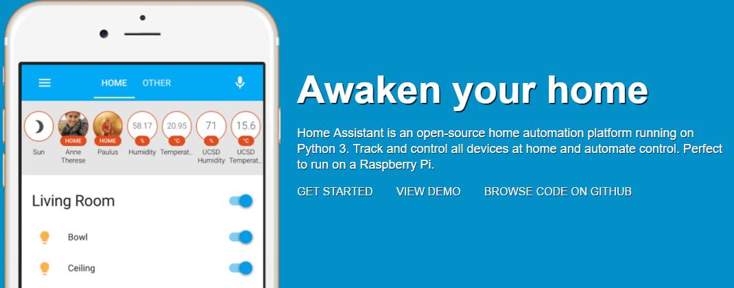 Как установить умный дом Home Assistant
