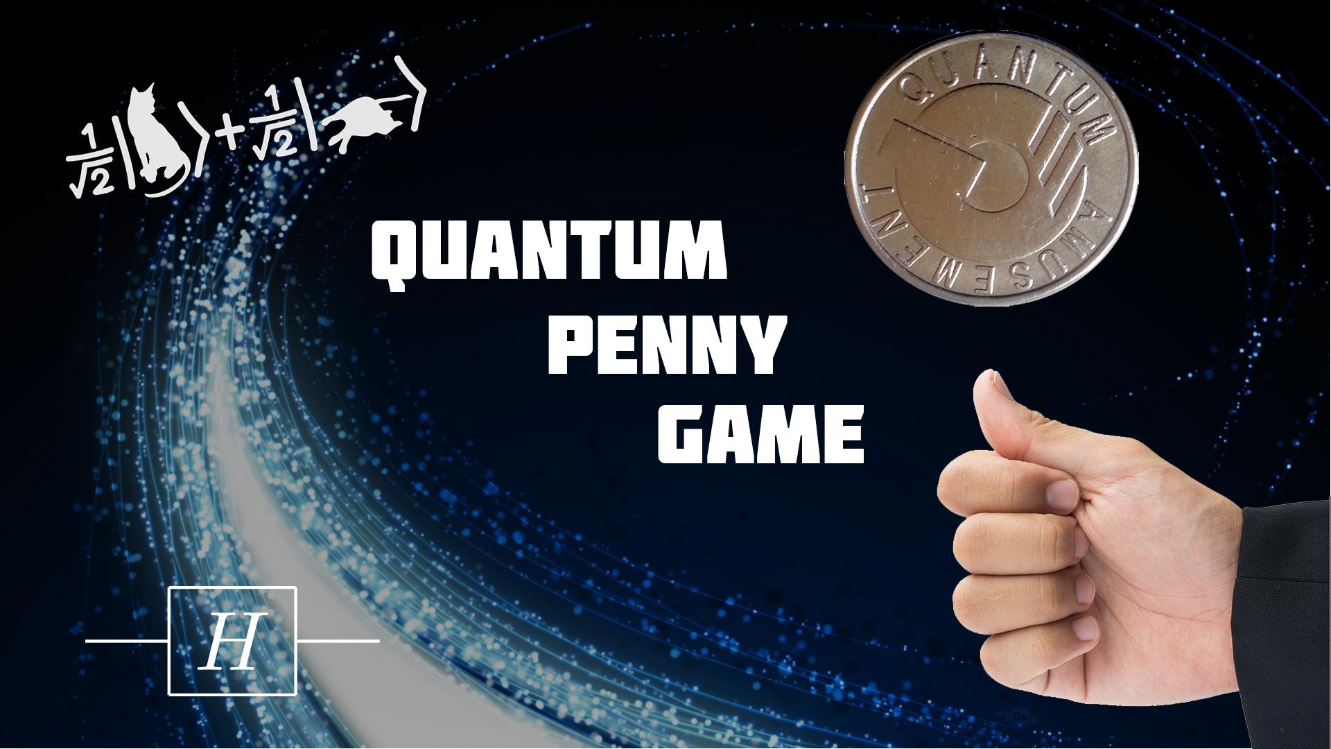[Из песочницы] Играем с квантовой монеткой