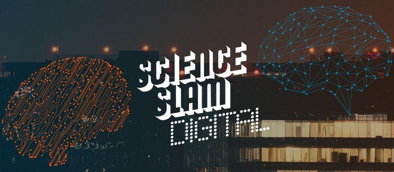 Отчет с Science Slam Digital 7 июля