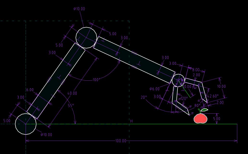 Параметрическое моделирование в САПР SolveSpace: «Неисповедимы пути Решателя» или «Червоточины Ньютона»