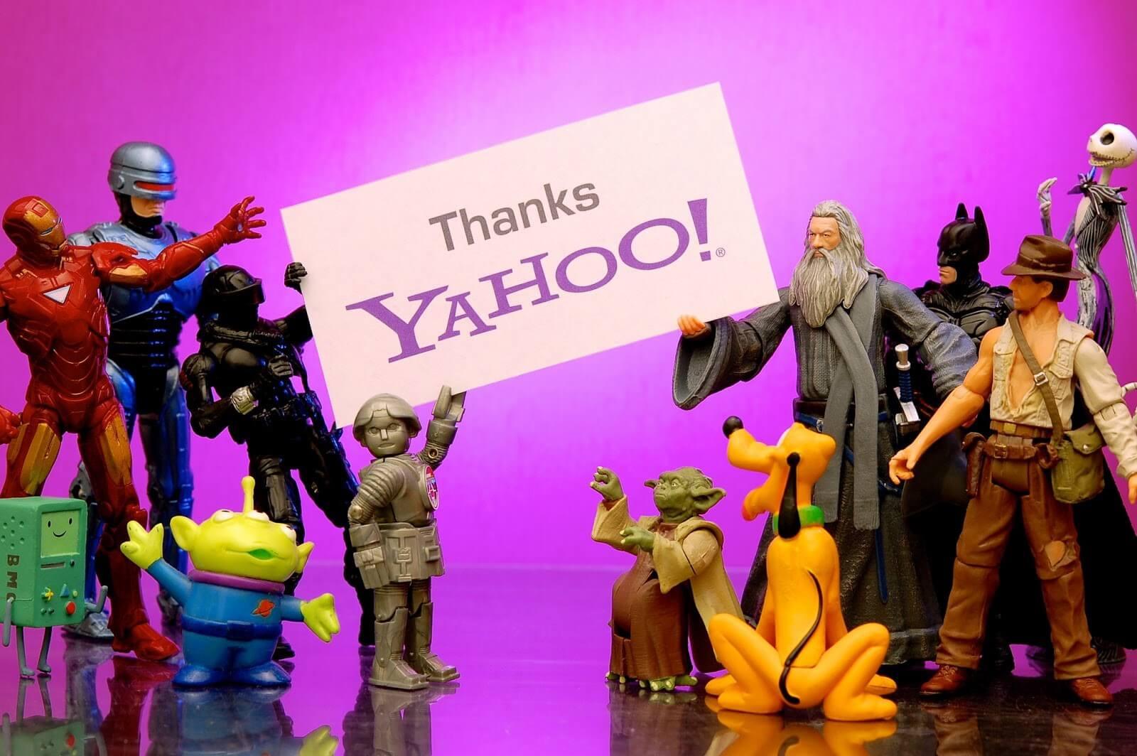 [recovery mode] Verizon завершили поглощение Yahoo