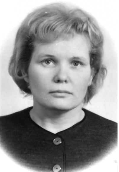 Александриди Тамара Миновна: бесстрашная женщина у истоков отечественной компьтерной науки