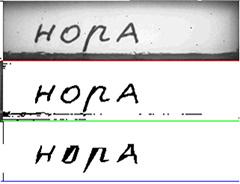 Оптическое распознавание символов на микроконтроллере