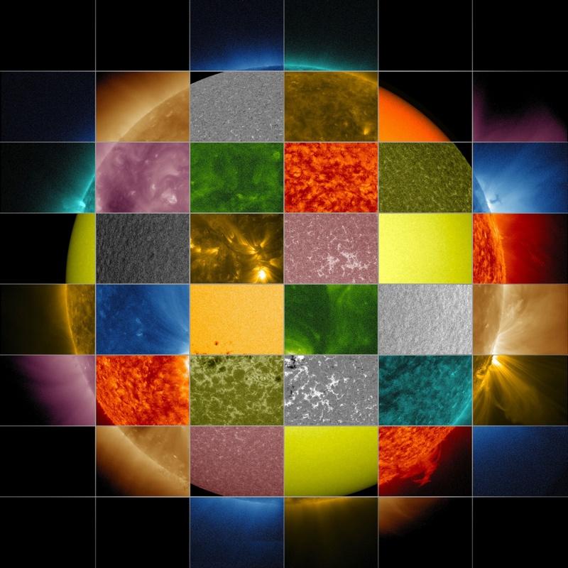 «Жизнь со звездой» — часть 2: космическая погода