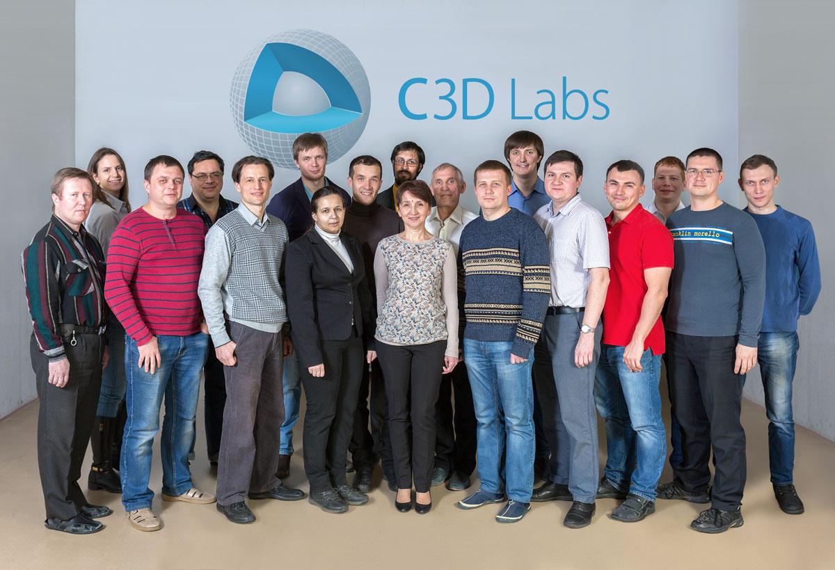 C3D Team