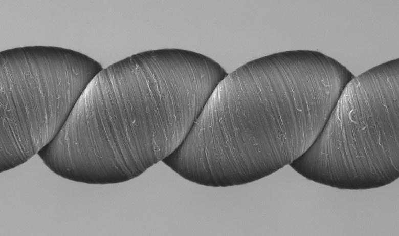 Скрученные углеродные нанотрубки выдают до 250 Вт с килограмма