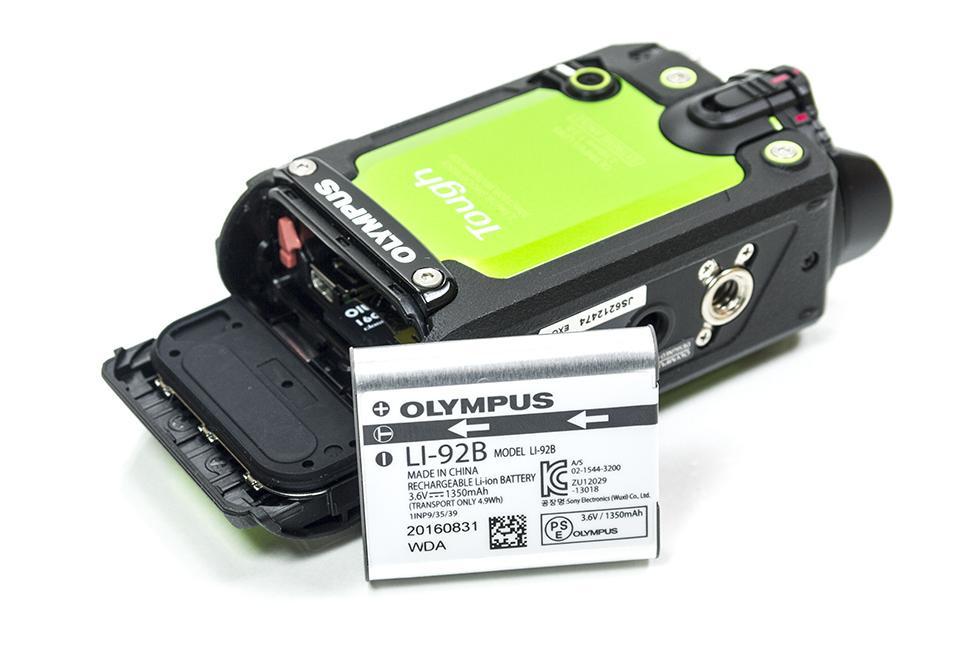Обзор Olympus TG Tracker: спутник экстремала