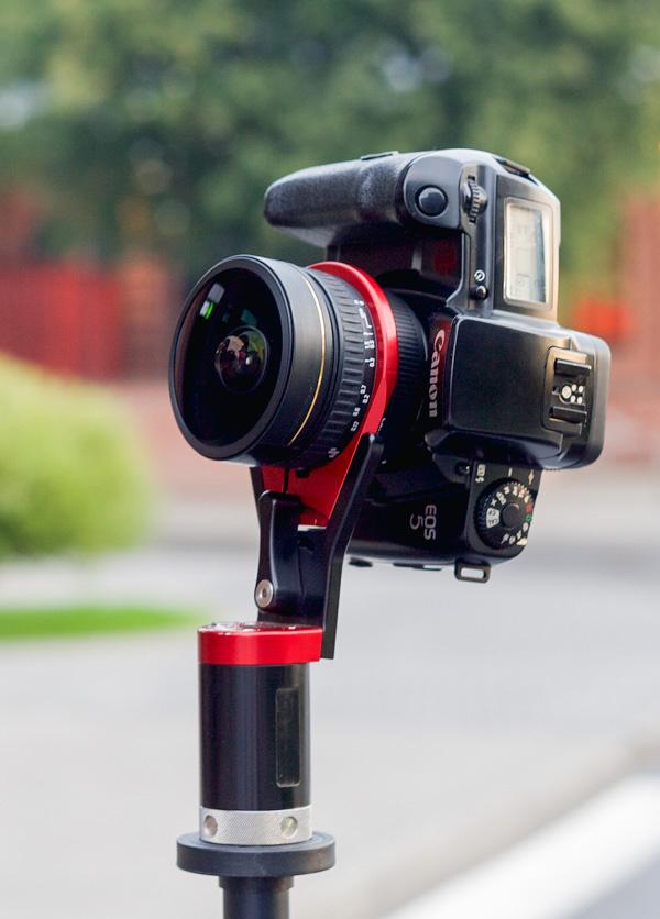 Мой опыт съемки панорамы 360? на фотопленку