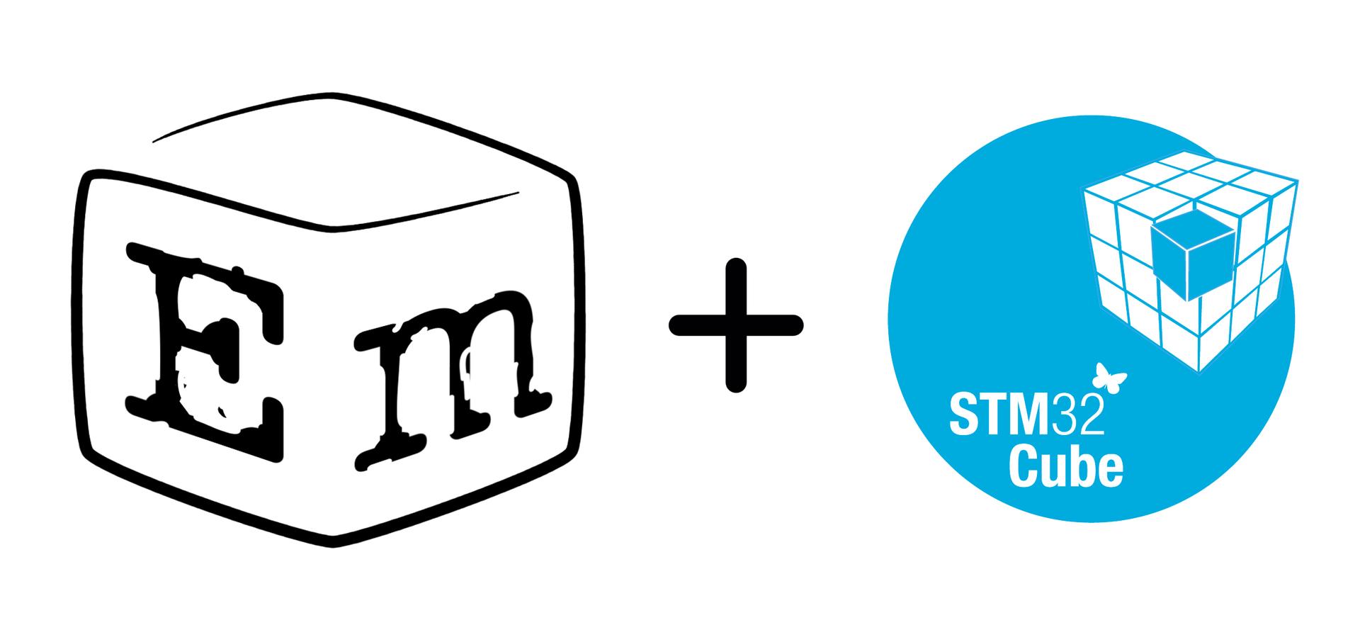 Как мы запускали стандартные примеры из библиотеки STM32Cube