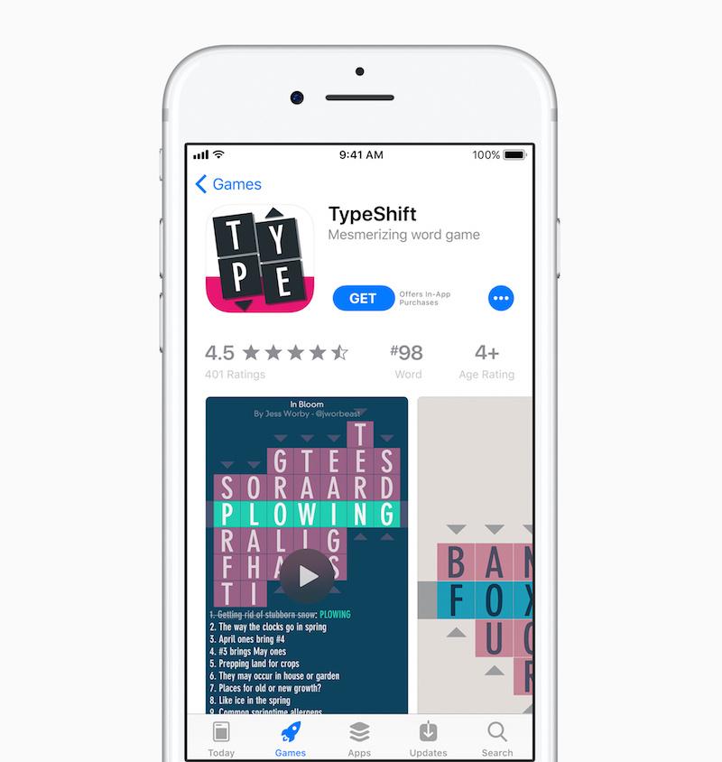 iOS 11: каким станет видео в App Store и как это использовать