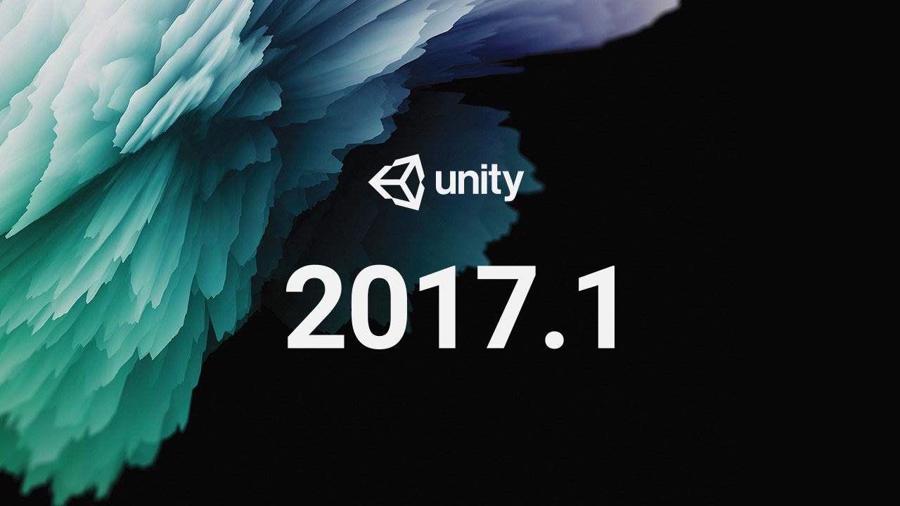 Unity 2017: обзор новых возможностей