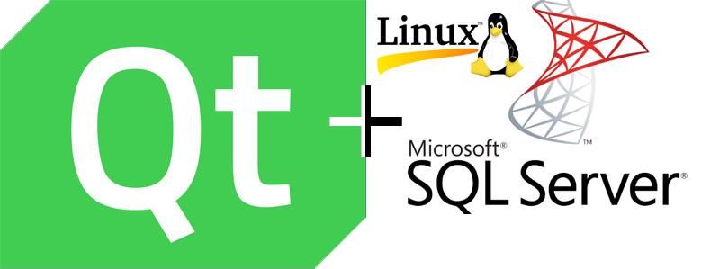 Установка MS SQL ODBC Driver под Linux и сборка плагина для Qt 5.9