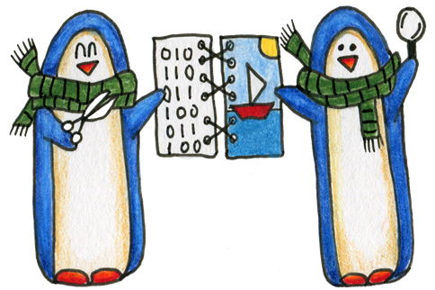 Методы обнаружения «склеенных» файлов