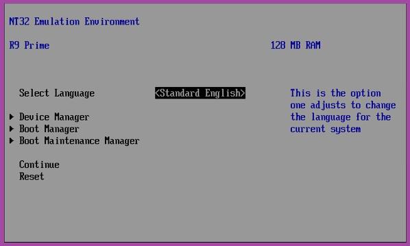 Пишем для UEFI BIOS в Visual Studio. Часть 1 — разворачивание среды разработки, компиляция и запуск на отладку