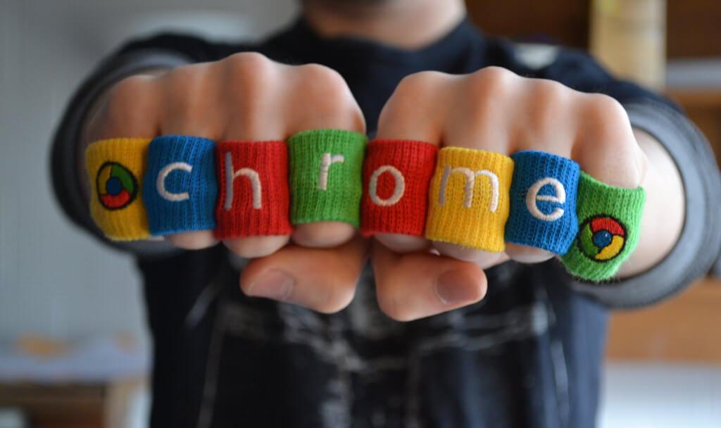 Google Chrome «поедает» рынок браузеров