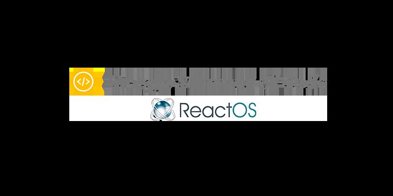 Reactos x GSoC