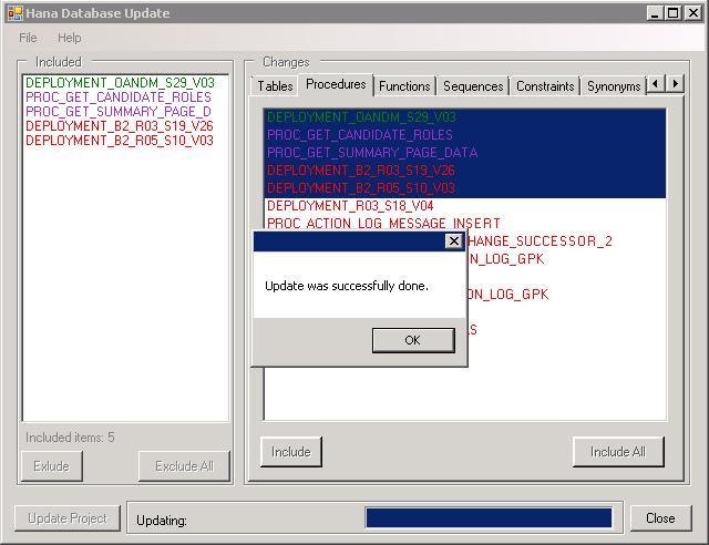 Plugin for HANA Database project in Visual Studio