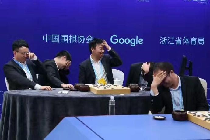 AlphaGo против Кэ Цзе: оценки профессиональных игроков в го