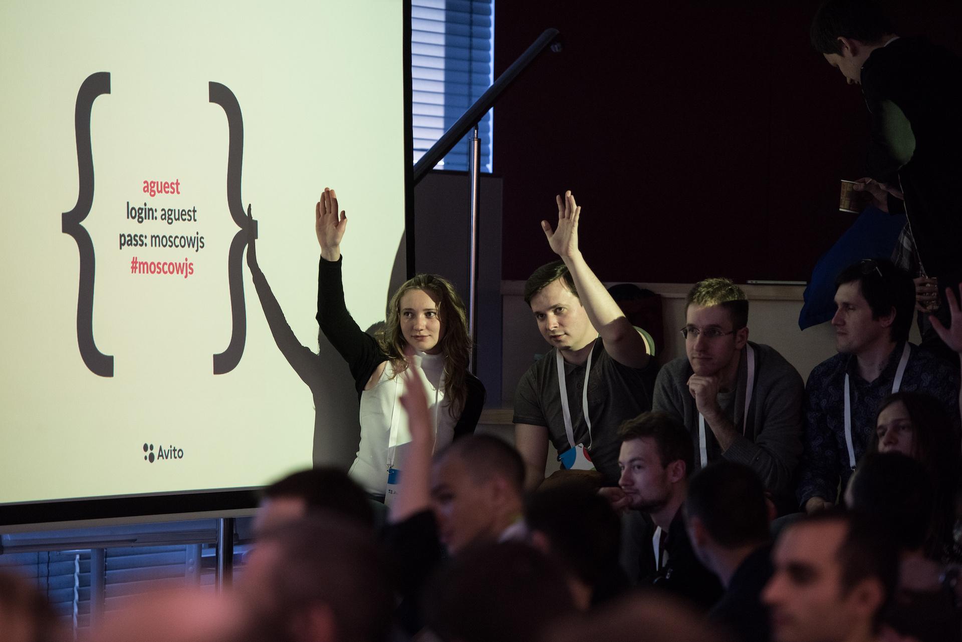 Must see: видеозаписи митапа MoscowJS 37