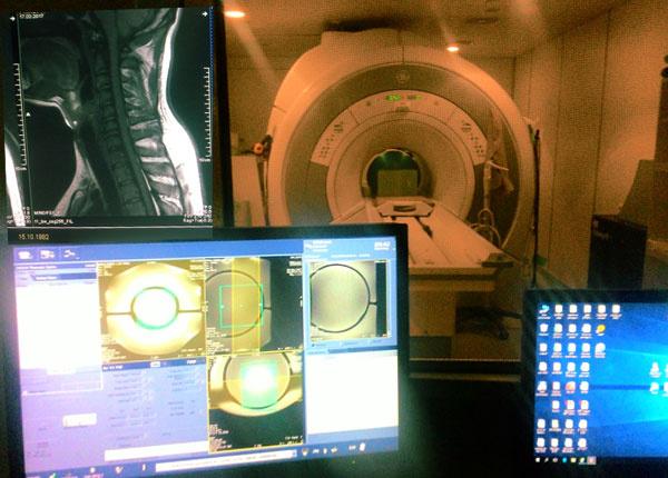Разбираем магнитно-резонансный томограф
