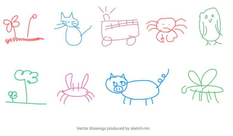 Детские рисунки каракули картинки пнг