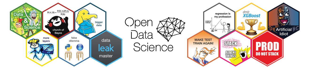 OpenDataScience и Mail.Ru Group проведут открытый курс по машинному обучению