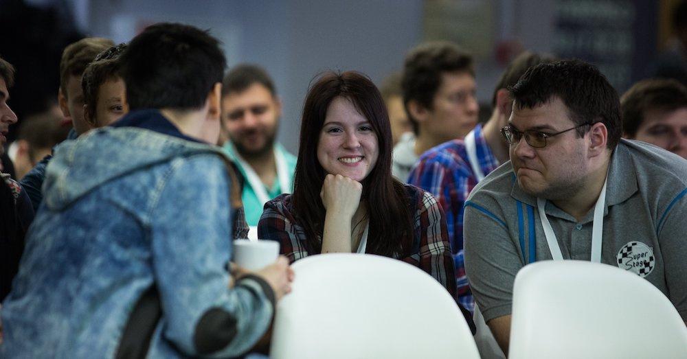 Видеозаписи: Android meetup в офисе Badoo