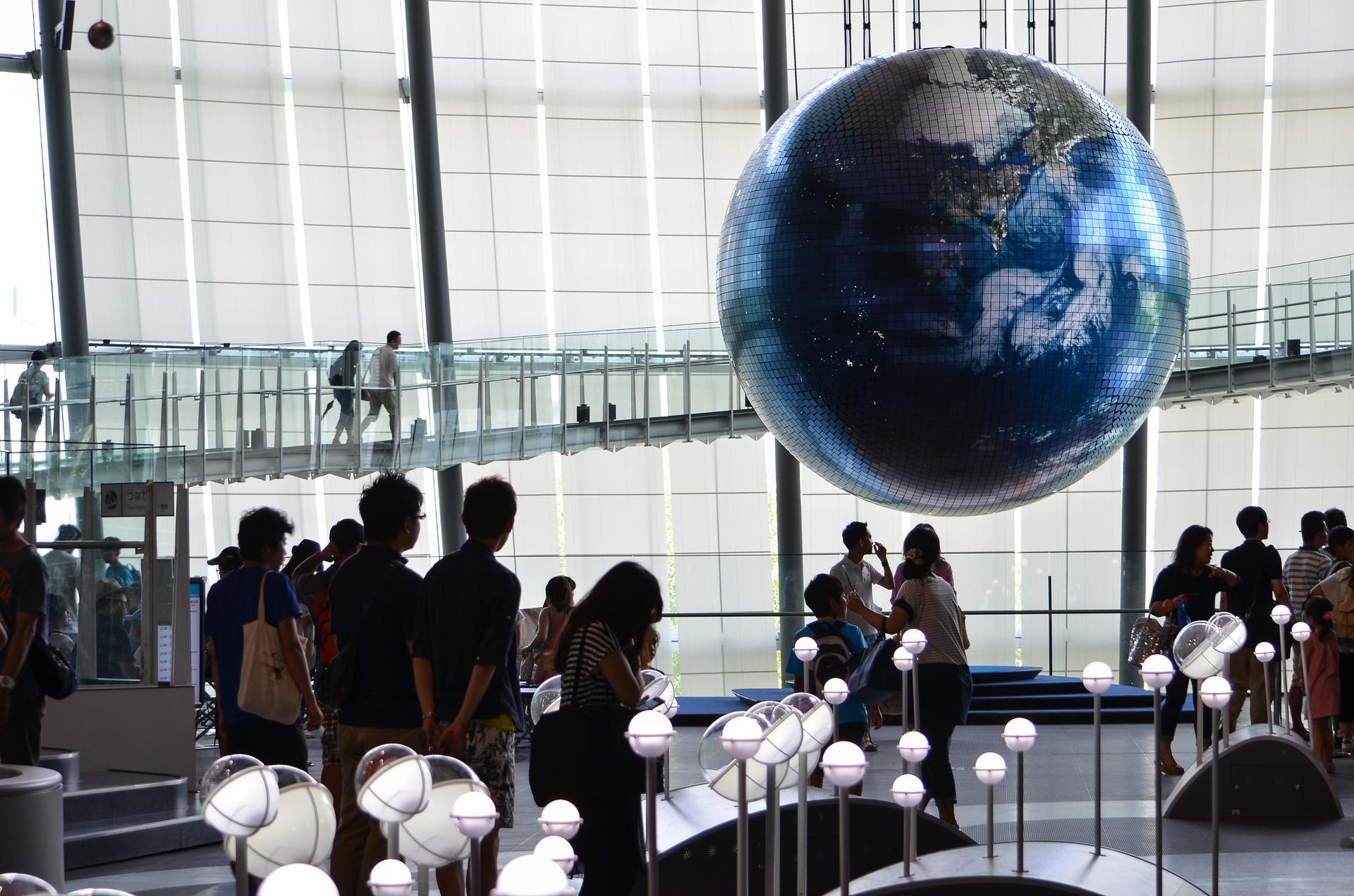 Инновационные музеи мира: «запрещается не трогать, не думать и не чувствовать!