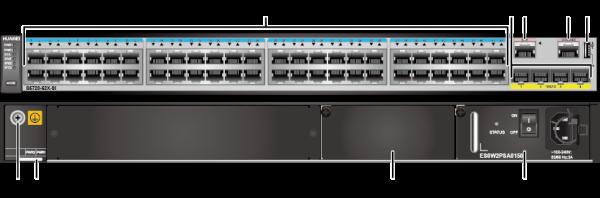 «Советы инженерам»: обзор Huawei S5720-52X-PWR-SI V2R9SPC500