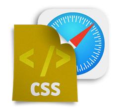 CSS и iOS Safari