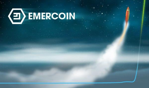 Стоимость Emercoin достигла исторического максимума