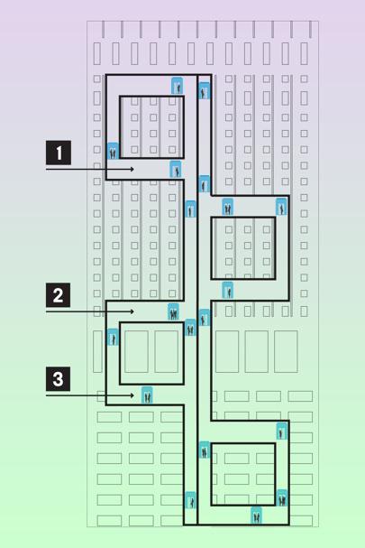 Первый в мире лифт без тросов движется вертикально и горизонтально