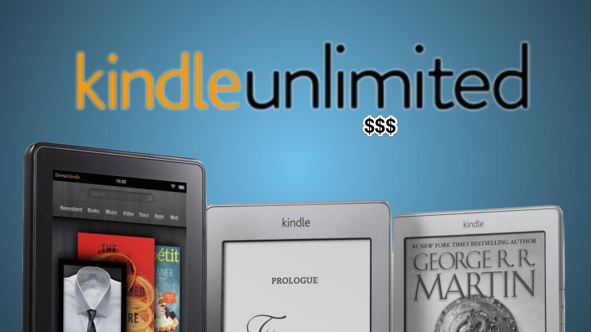 [Из песочницы] Актуальное мошенничество в Kindle Unlimited